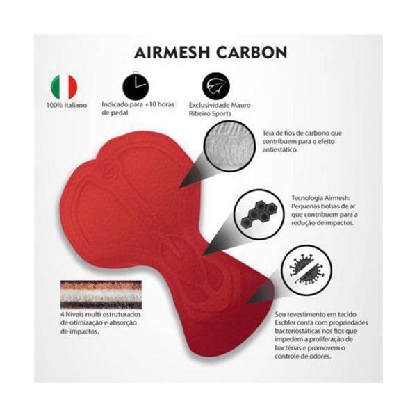 Bretelle Mauro Ribeiro Carbon 2.0 6