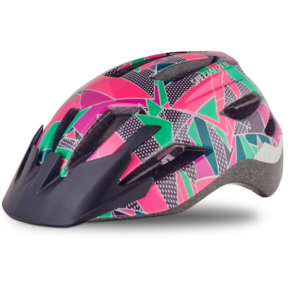 Capacete Specialized Shuffle Rosa Neon 1