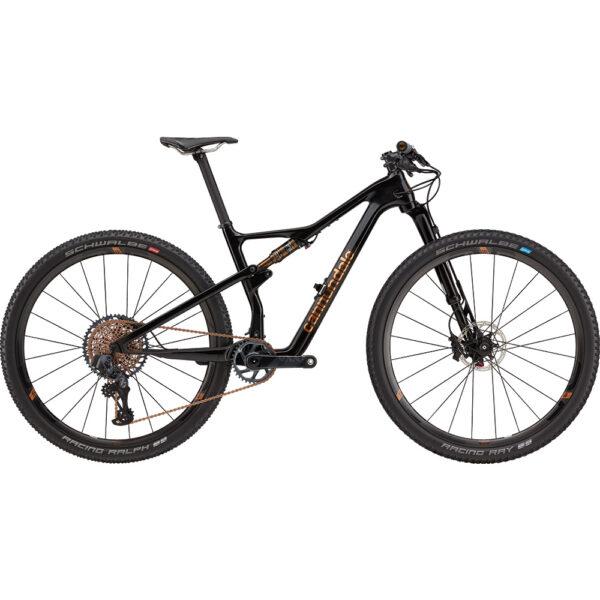 Bicicleta Cannondale Scalpel HI-MOD Ultimate 1