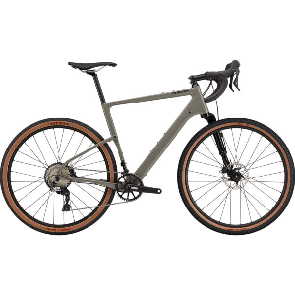 Bicicleta Cannondale Topstone Carbon Lefty 3 1