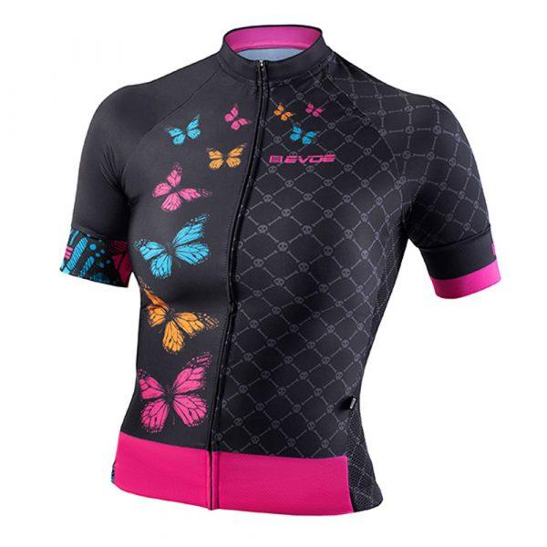 Camisa De Ciclismo Evoe 9