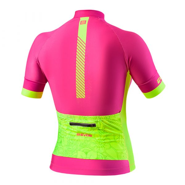 Camisa De Ciclismo Evoe 6