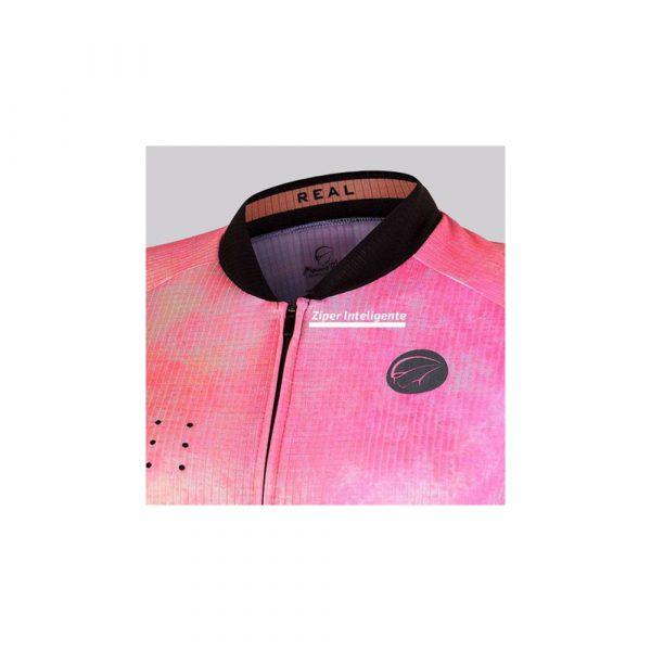 Camisa Mauro Ribeiro Real Pink 1