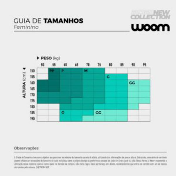 Bretelle Woom Supreme 2021 8