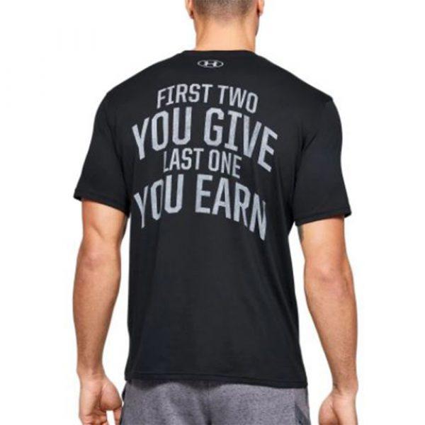Camiseta Under Armour Project Rock 2
