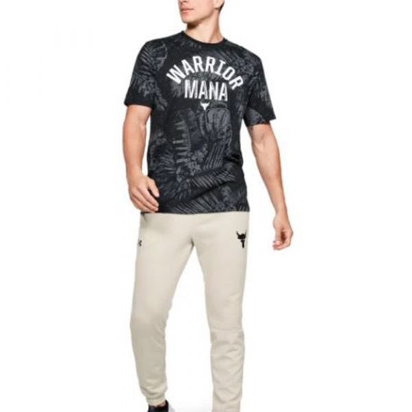 Camiseta Under Armour Project Rock Aloha Camo SS 3
