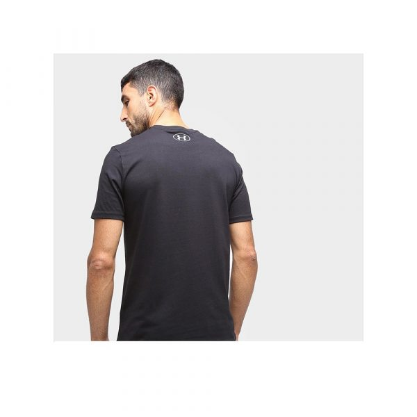 Camiseta Under Armour Sportstyle+ Shorts Project Rock 8