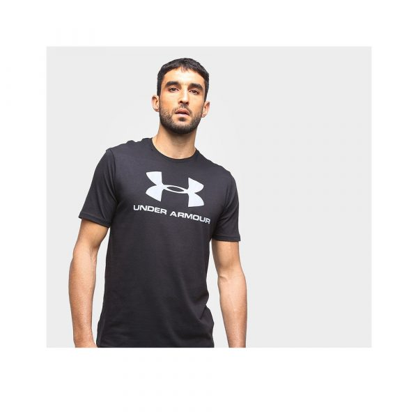 Camiseta Under Armour Sportstyle+ Shorts Project Rock 10