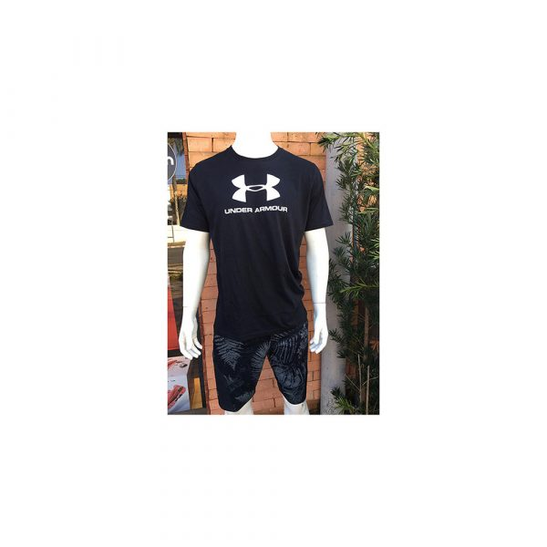 Camiseta Under Armour Sportstyle+ Shorts Project Rock 6