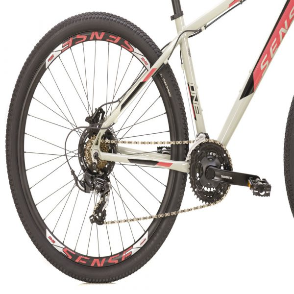 Bicicleta Sense One 4
