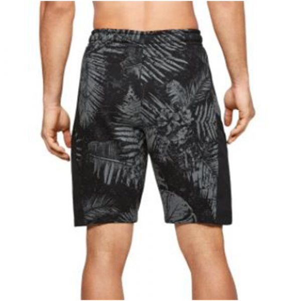Camiseta Under Armour Sportstyle+ Shorts Project Rock 3