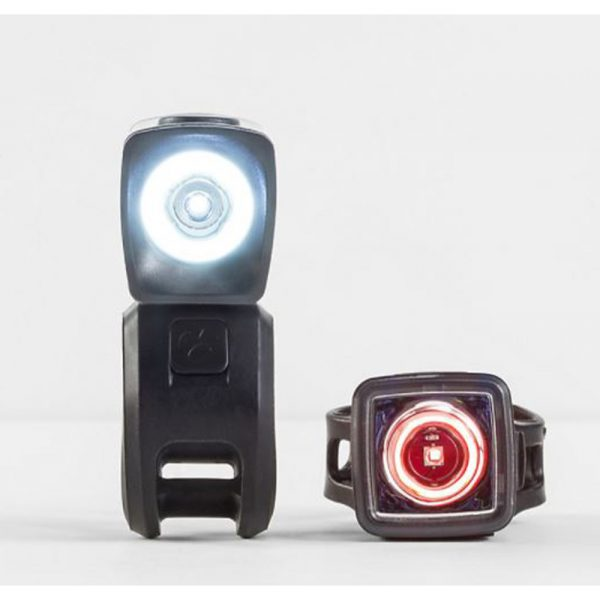 Conjunto Bontrager Farol Ion Comp R e Lanterna Flare R City 2