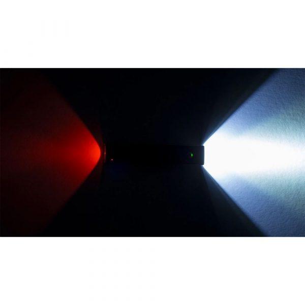 Conjunto Bontrager Farol Ion Comp R e Lanterna Flare R City 4