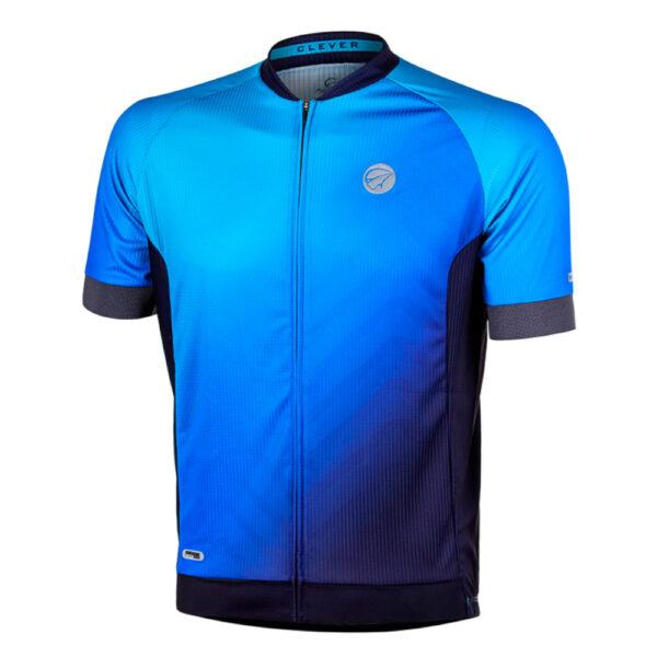 Camisa Mauro Ribeiro Clever Azul F