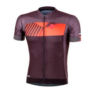 Camisa Mauro Ribeiro Colors Vermelha F