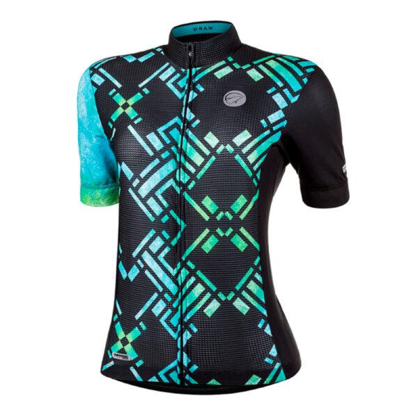 Camisa Mauro Ribeiro Draw Verde F