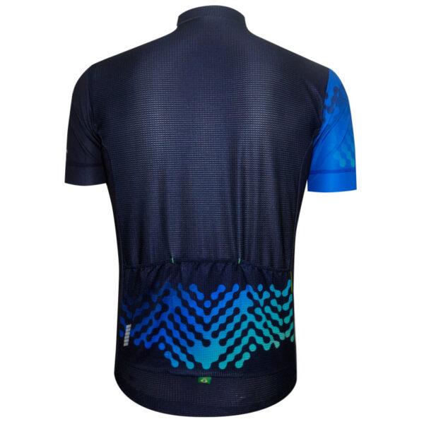 Camisa Mauro Ribeiro Even Azul T