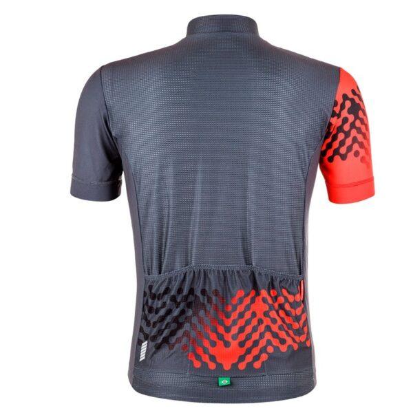 Camisa Mauro Ribeiro Even Vermelha T