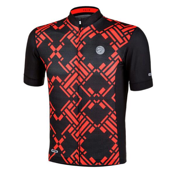 Camisa Mauro Ribeiro Fair Vermelha F
