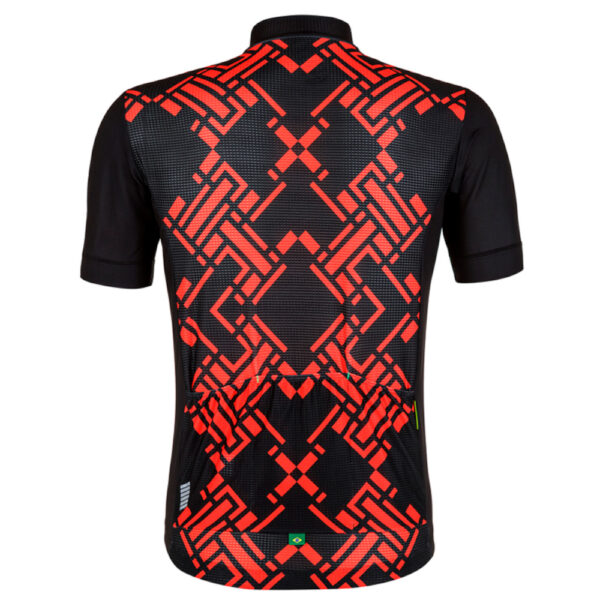 Camisa Mauro Ribeiro Fair Vermelha T