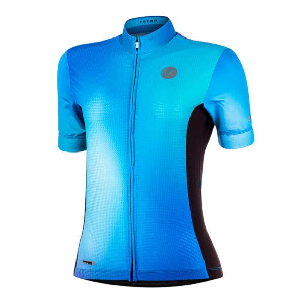 Camisa Mauro Ribeiro Fresh Azul F
