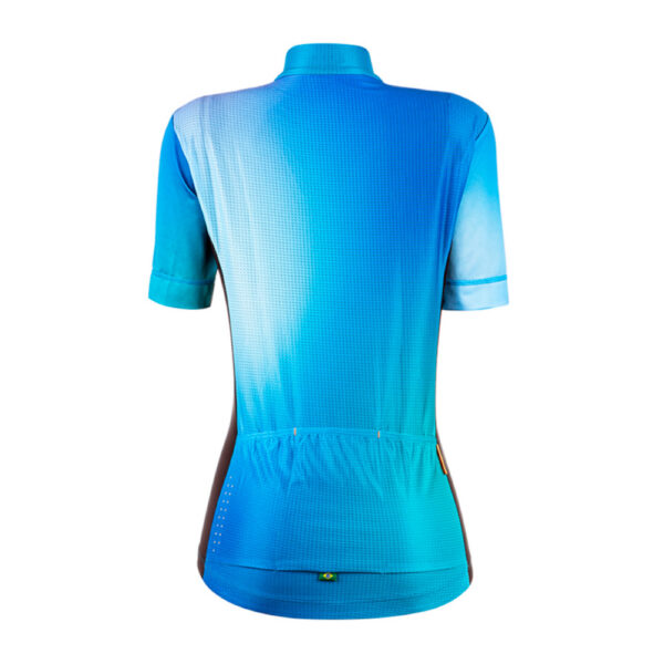 Camisa Mauro Ribeiro Fresh Azul T