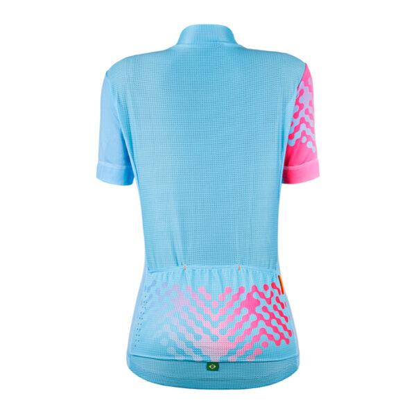 Camisa Mauro Ribeiro Link Rosa T