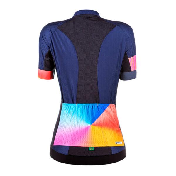 Camisa Mauro Ribeiro Paint Azul T