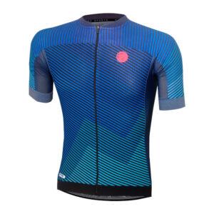 Camisa Mauro Ribeiro Plain Azul F