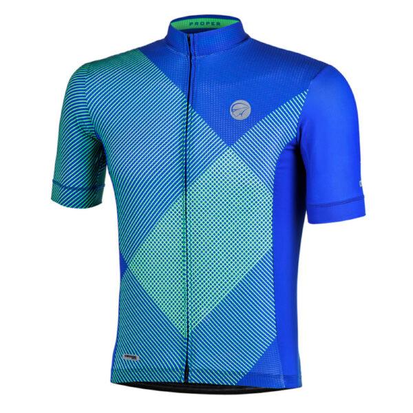 Camisa Mauro Ribeiro Proper Azul F