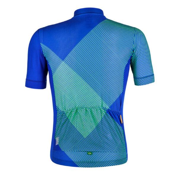 Camisa Mauro Ribeiro Proper Azul T