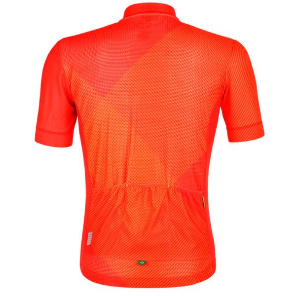 Camisa Mauro Ribeiro Proper Vermelha T