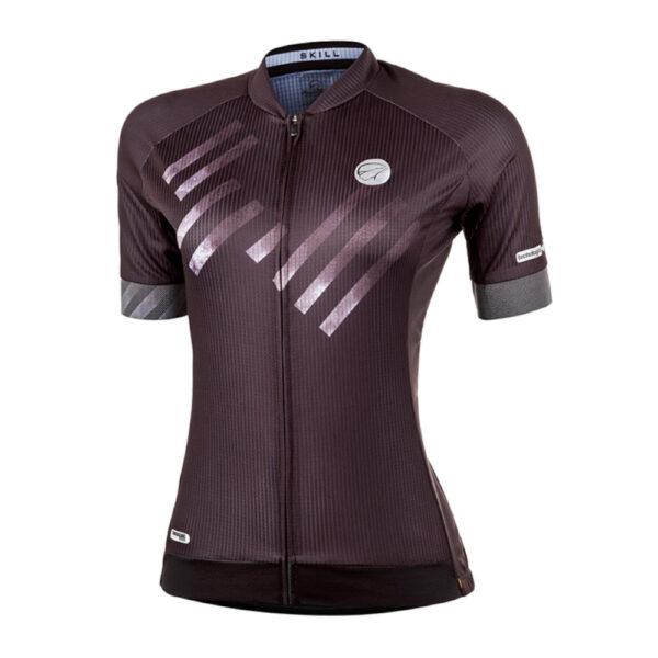 Camisa Mauro Ribeiro Skill Preta F