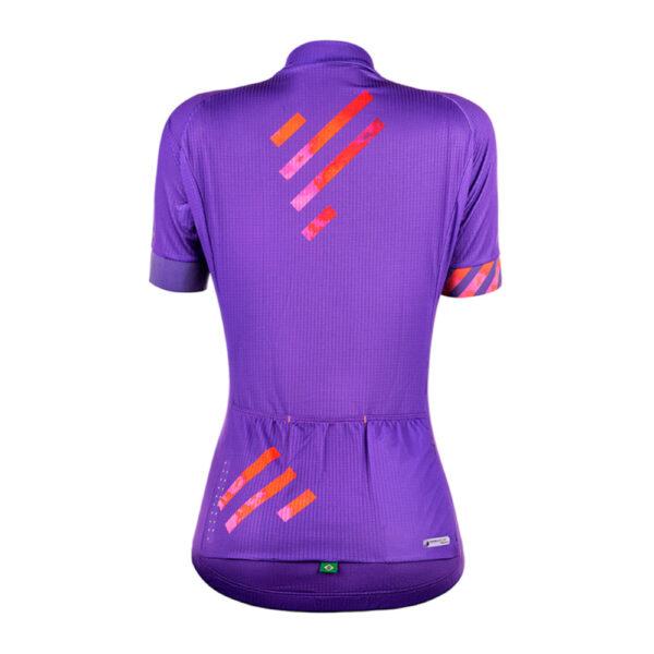 Camisa Mauro Ribeiro Skill Roxa T