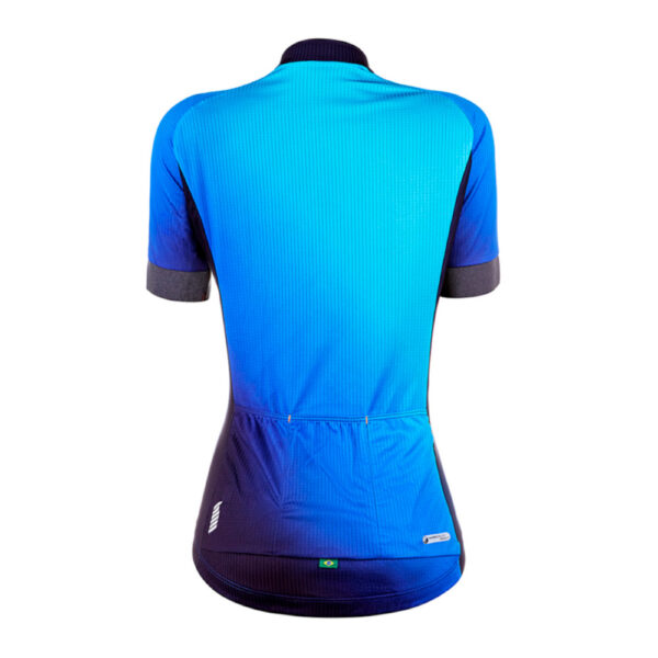 Camisa Mauro Ribeiro Wit Azul T