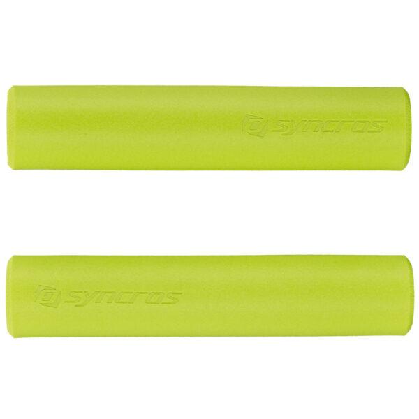Manopla Syncros Silicone Verde