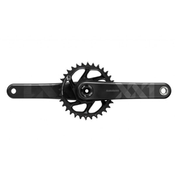 Pedivela Sram XX1 Eagle Black